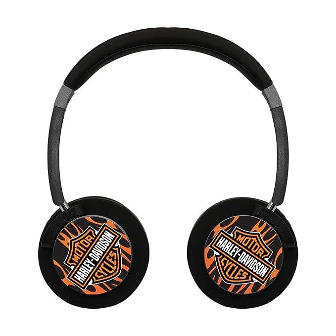 0e0a0e722a4 Amazon.com: Harley Fire Flame-Davidson HIFI Wireless Bluetooth ...