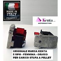 motorreductor estufa de 5RPM (Carga pellets) Marca kenta