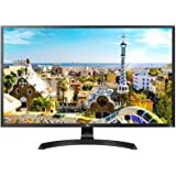 LG 32UD59 32 inch 4K UHD Height Adjustable VA Monitor (3840 x 2160, 2x HDMI, DisplayPort, 300 cd/m2, 4ms, AMD Freesync)