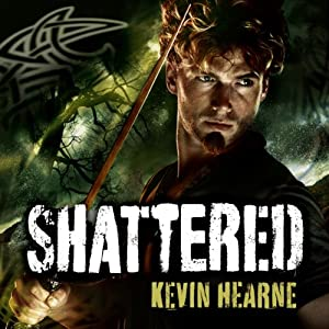 Shattered | Livre audio