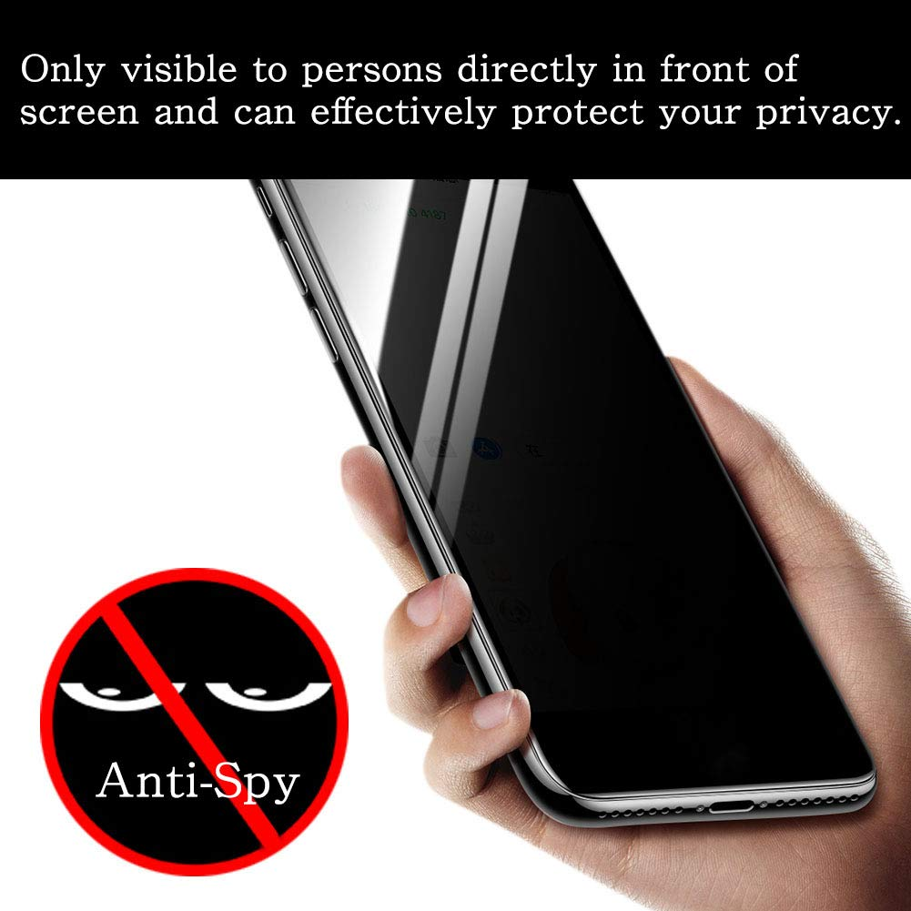 Not Tempered Glass Sukix Privacy Screen Protector Film for Lenovo ThinkPad T480s 2018 14 T480 s Anti Spy Protective Protectors