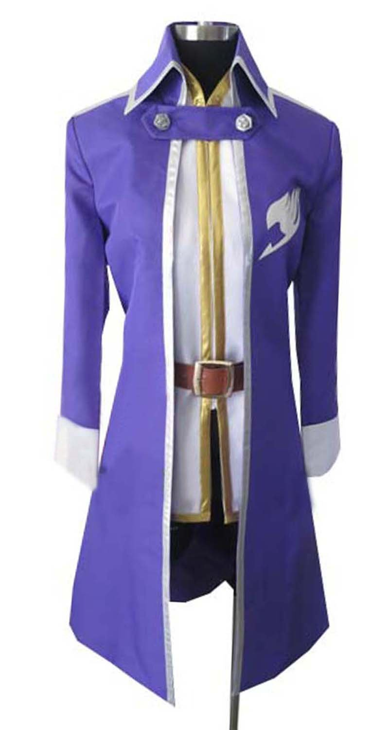 Dreamcosplay Anime Fairy Tail Gray Coat Cosplay Costume