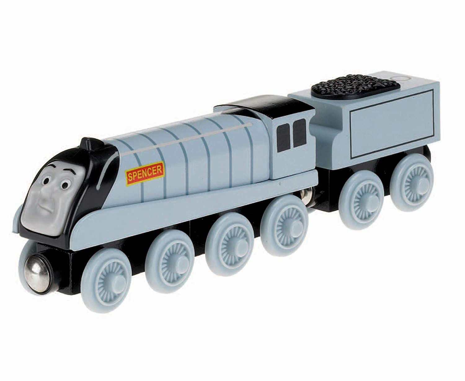 Fisher-Price Thomas the Train Wooden Railway Talking Spencer by Fisher-Price