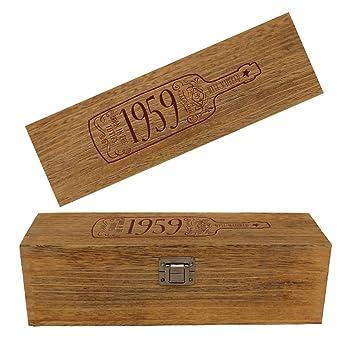 60e Anniversaire 1957 Vintage Box Idée De Cadeau Danniversaire 60