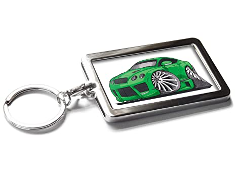 Amazon.com: Koolart Cartoon Car Bentley Continental GT ...
