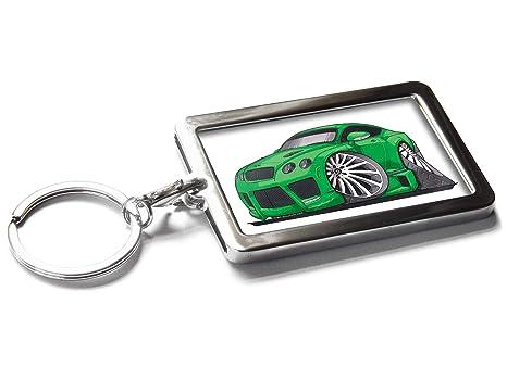 Amazon.com: Koolart Cartoon Car Bentley Continental GT ...