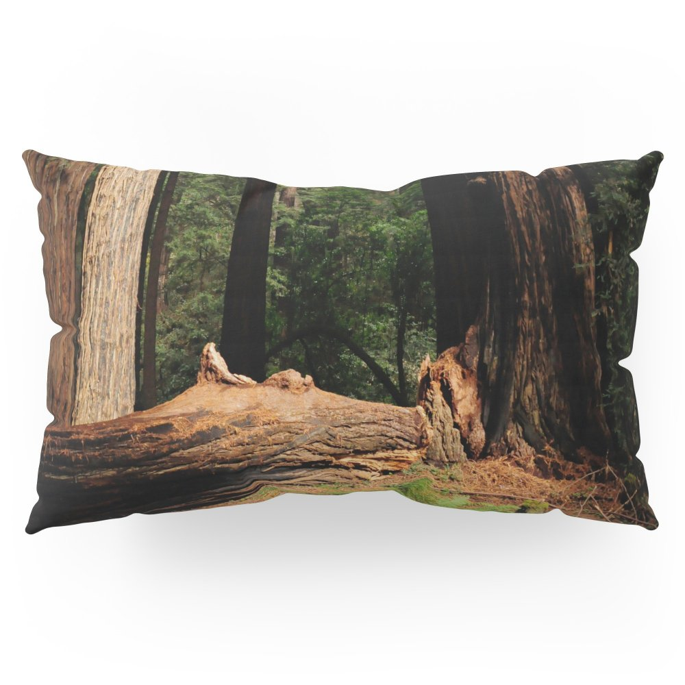 Society6 Muir Woods Pillow Sham King (20'' x 36'') Set of 2