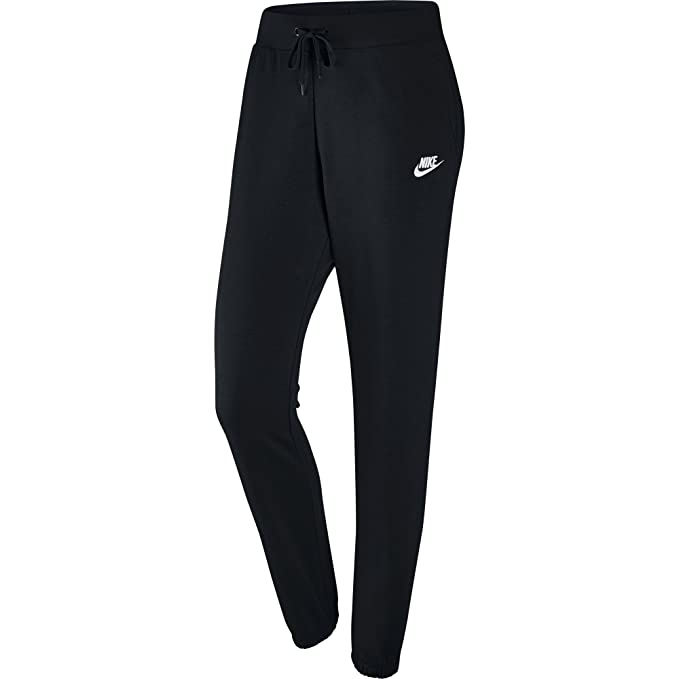 bc261de96731c Amazon.com: NIKE Women's Sportswear Loose Fleece Pants: Clothing