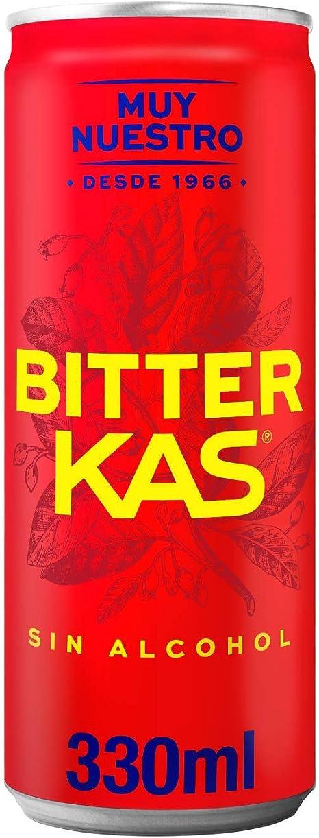 Bitter KAS 330 ml - Refresco Amargo sin Alcohol