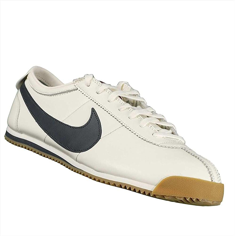 size 40 fc24d 9ab0f Nike Cortez Classic OG Leather Sail Anthracite Trainers ...