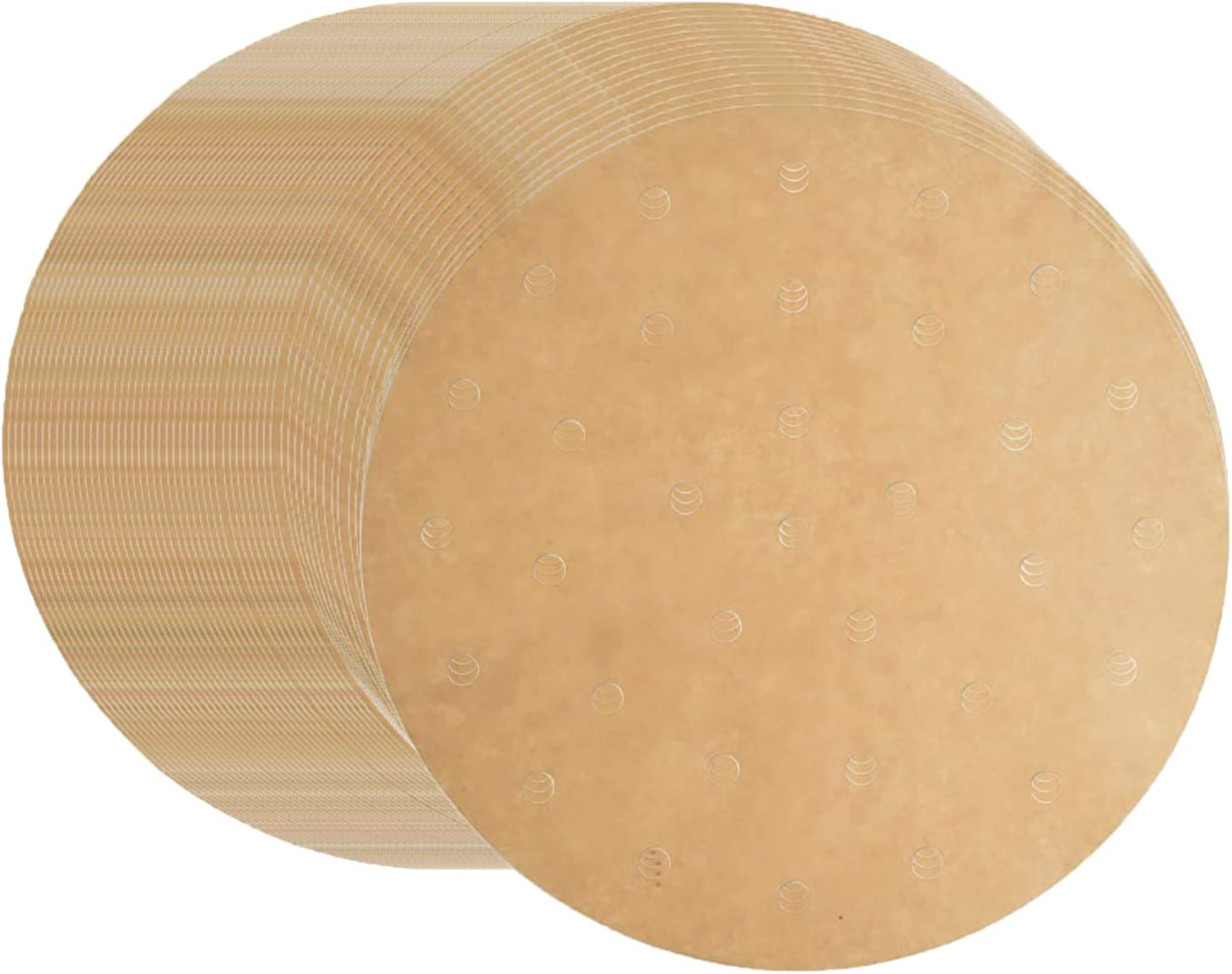 Air Fryer Parchment Paper Liners(Circular 7.5