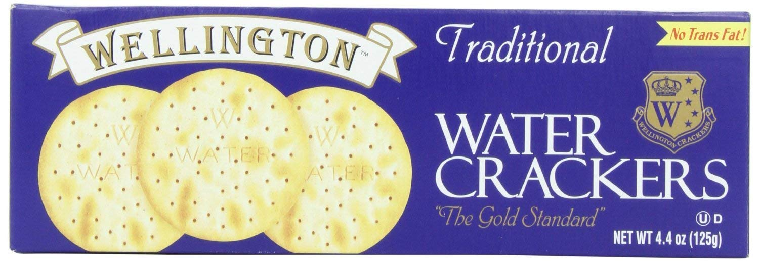Wellington Traditional Cracker, 4.4 Ounce Boxes (Pack of 3) by Wellington