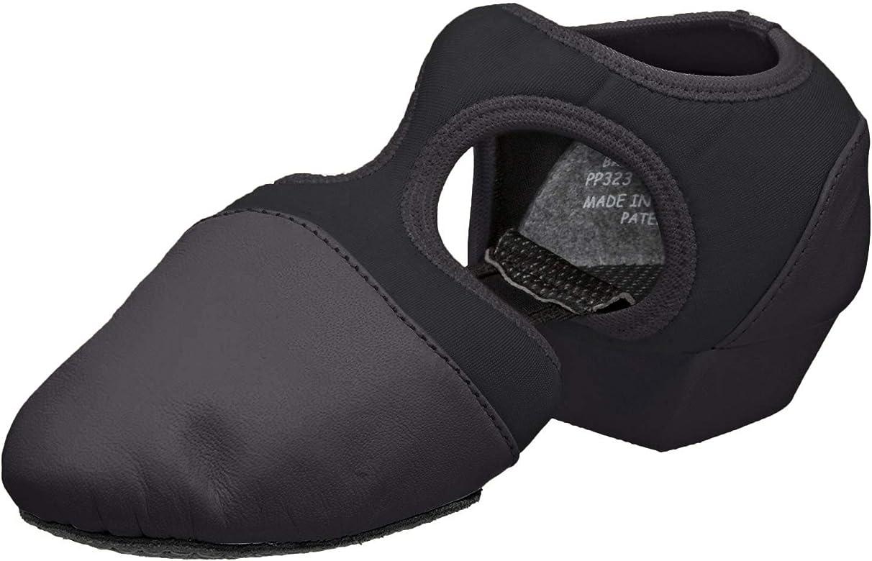 Pedini Femme Jazz/Lyrical Shoe, Black