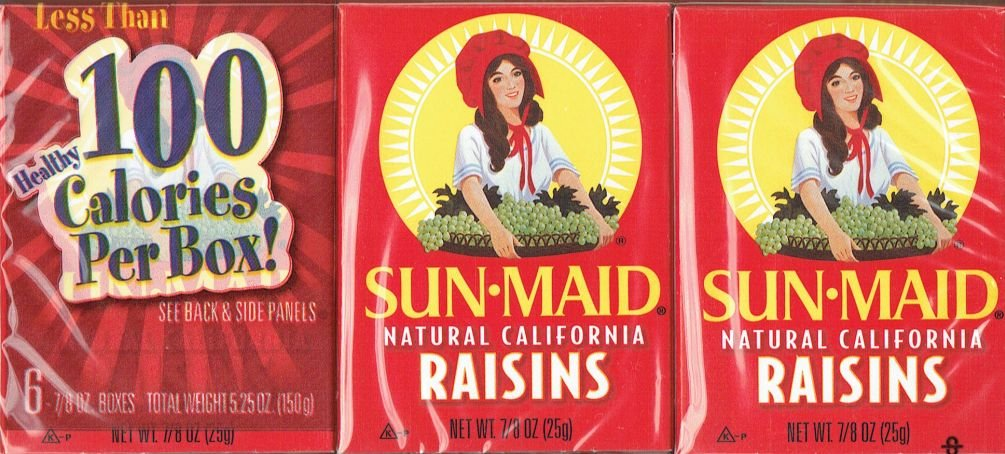 Sun Maid California Raisins by Sun Maid