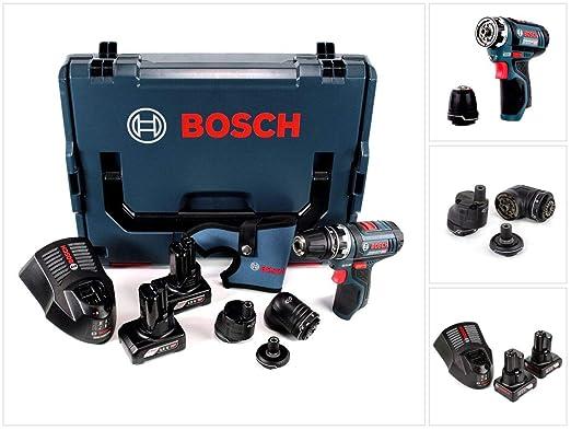 Bosch GSR 12 V de 15 FC Professional Flexi Click batería ...