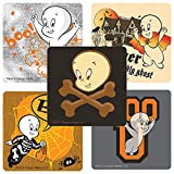 Casper the Friendly Ghost Stickers - Prizes and Giveaways - 100 per Pack - from Smilemakers