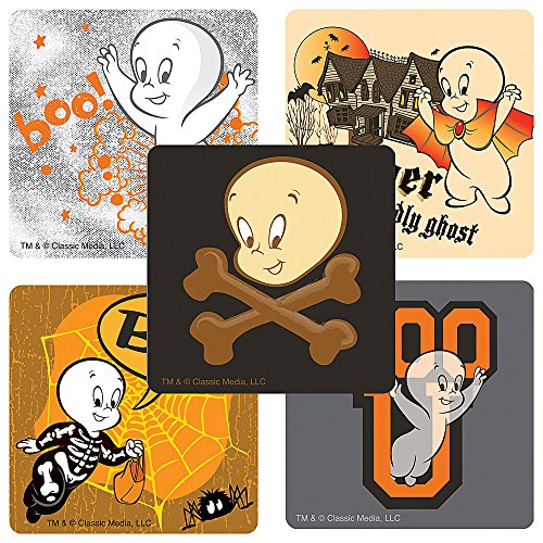 Casper the Friendly Ghost 100 Stickers