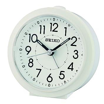 13.5 x 7.7 x 13 cm Antracita Seiko Despertador