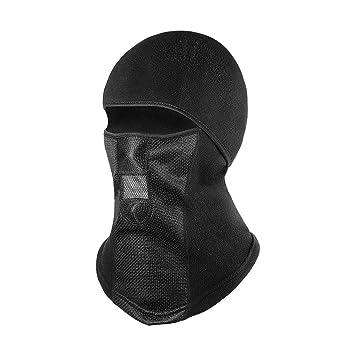 Máscara De Esquí A Prueba De Viento,Máscara Facial De Clima Frío Para El Esquí