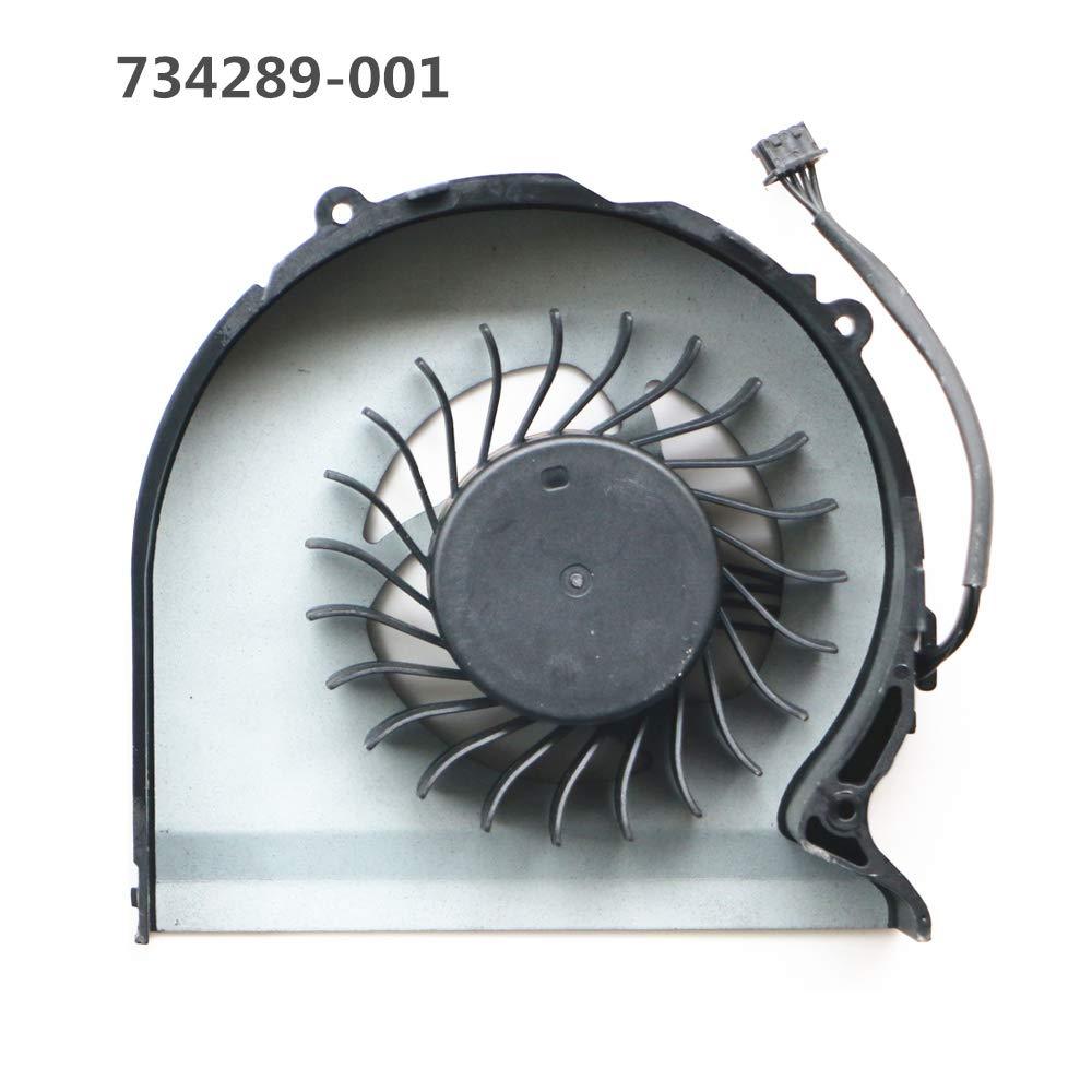Cooler para HP Zbook 15 734289-001
