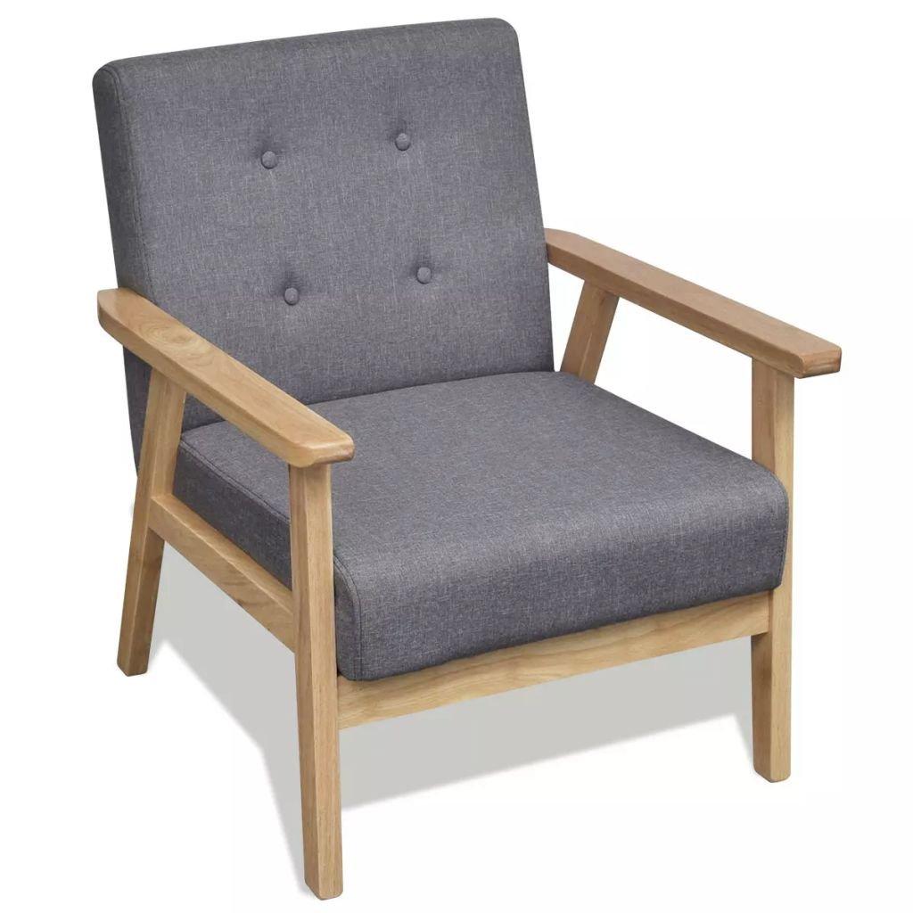 Furnituredeals Sillon con Diseno de Cubo Sillon con ...