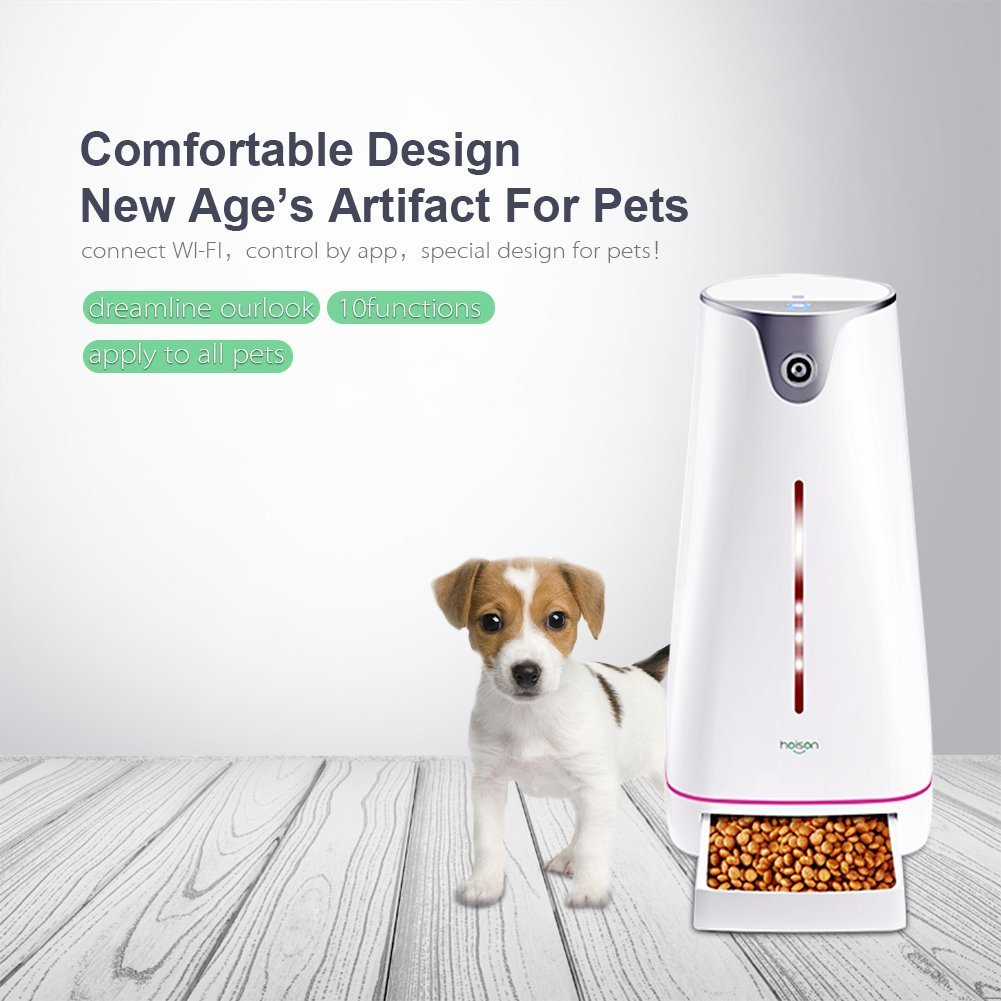 compass smartphone ce timer dispenser auto rakuten feeder station remote pet cat shop product dog control pt feed at w meal automatic