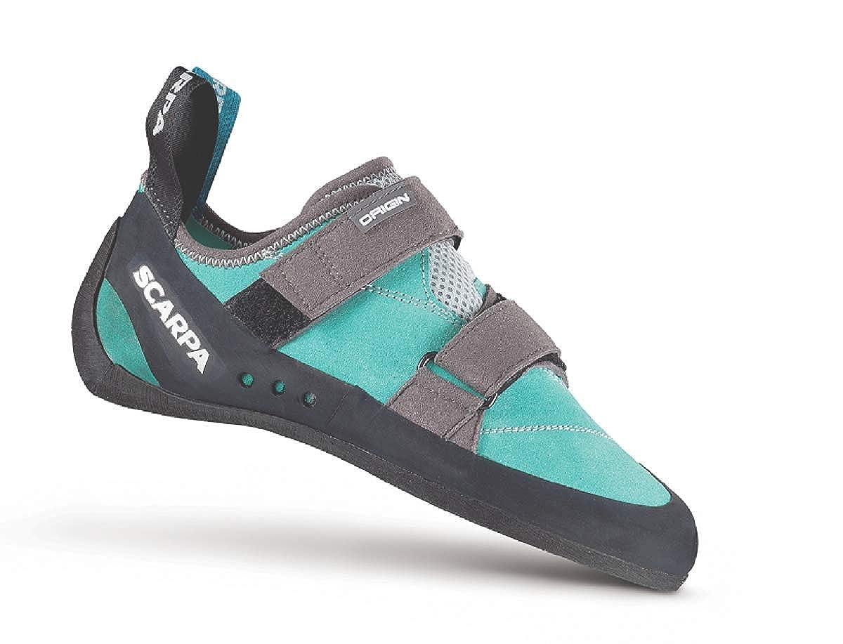 SCARPA(スカルパ)オリジン Women's EU35.5(22.8cm) グリーンブルー   B0772PV1DR