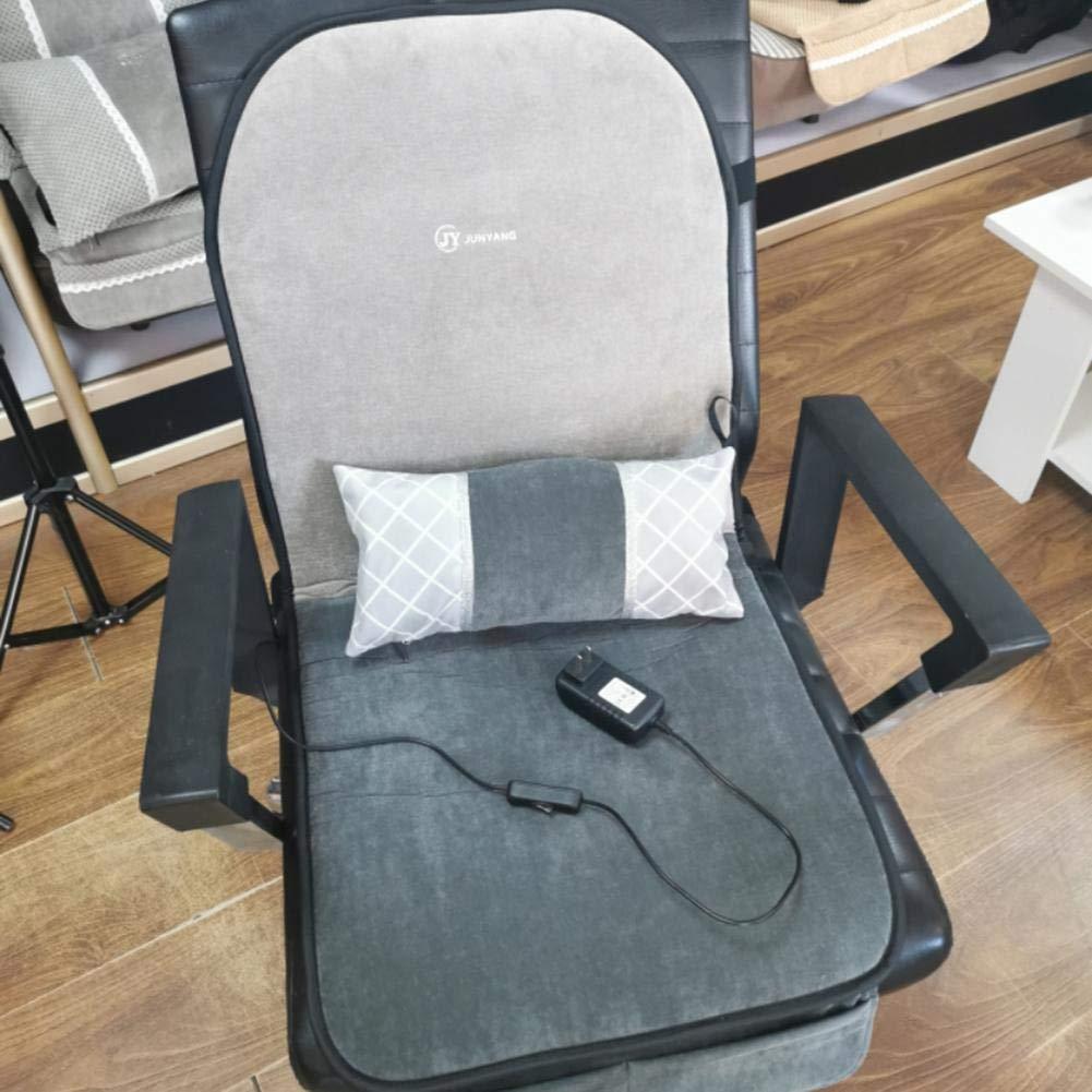 coussin de chaise chauffante int/égr/é /électrique pour si/ège de bureau /à domicile Coussin de si/ège chauffant pour chaise coussin pour tapis de pr/échauffage Chauffage de dossier