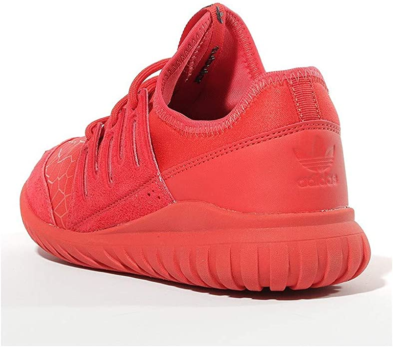 adidas Chaussures Tubular Radial Rouge Garçon: