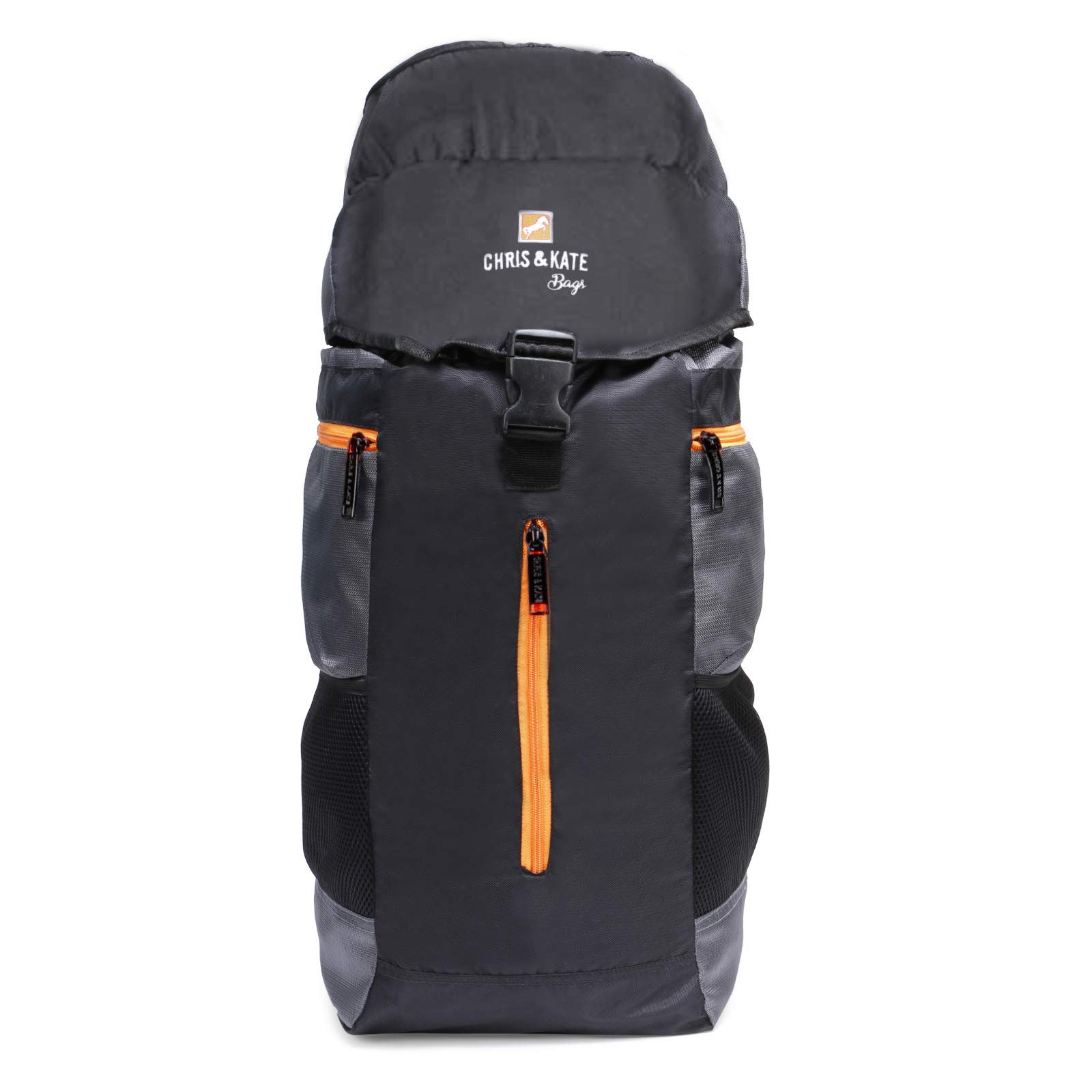 Chris & Kate Black Travel Rucksack Backpack-Trekking Backpacks-Camping Daypack Bag (CKB_205KF) (B07MTC14BY) Amazon Price History, Amazon Price Tracker