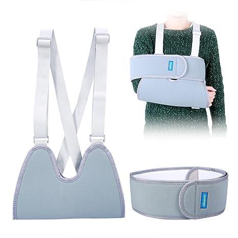 Cabestrillo para brazo para hombro con brazo con una mejor protección y  estabilidad en el codo dbff886b8969