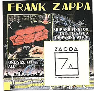 Frank Zappa Ruth Underwood George Duke Johnny Quot Guitar
