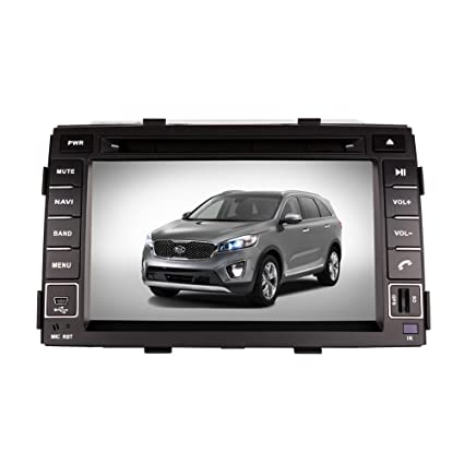 Amazon com: 7 Inch Touch Screen Car GPS Navigation for KIA SORENTO