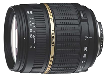 Review Tamron AF 18-200mm f/3.5-6.3