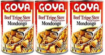 Amazoncom Goya Beef Tripe Stew With Vegetables 15 Oz 3 Pack