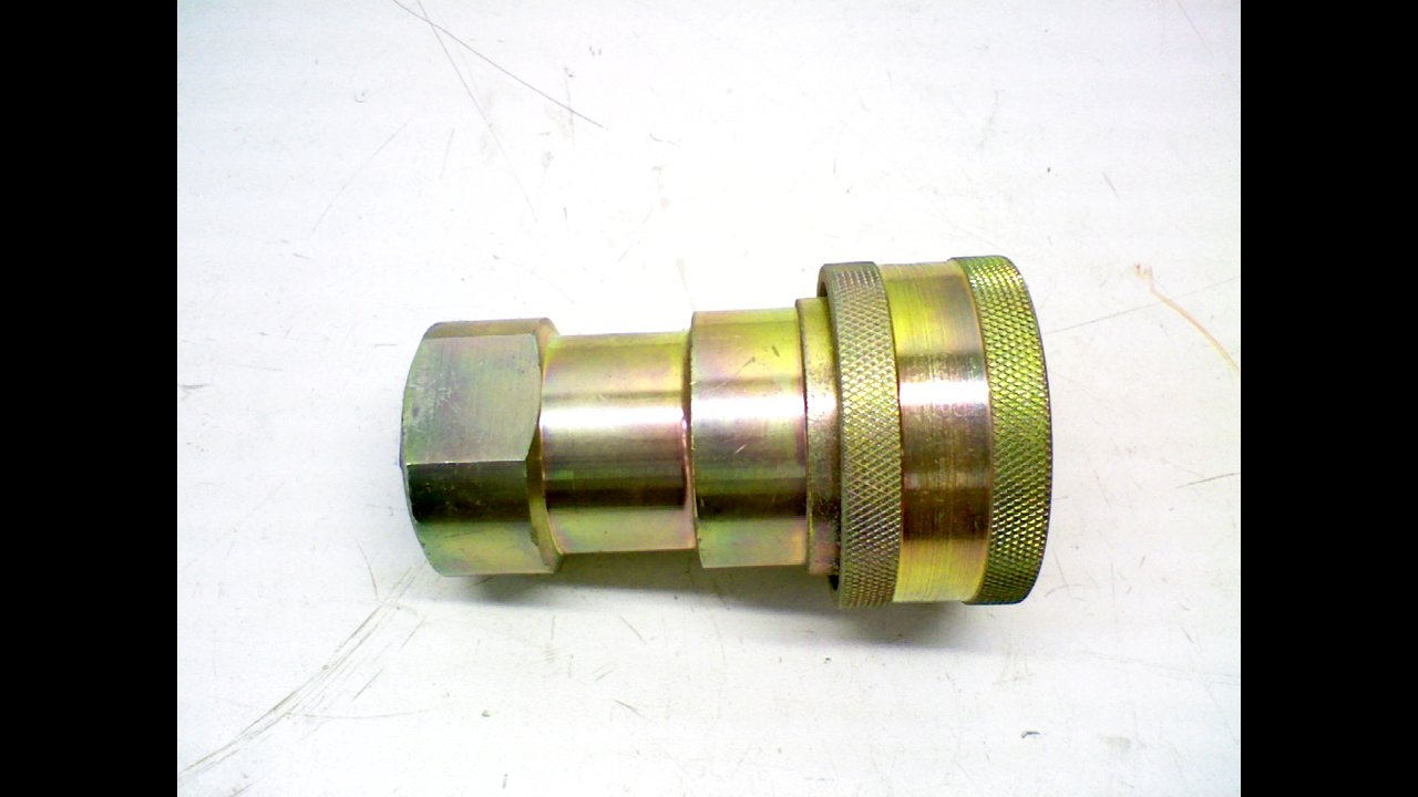 Parker H8-62-T16 Parker H8-62-T16 Hydraulic Quick Disconnect Female Threaded H8-62-T16