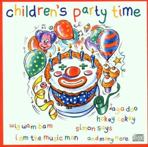 children s party time amazon co uk music
