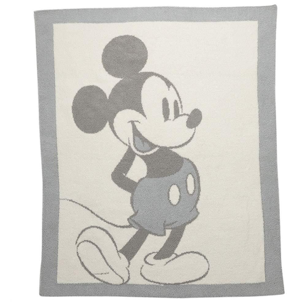 (ベアフットドリームス) Barefoot dreams Vintage Mickey Mouse/Minnie Mouse Blanket Baby Baby [並行輸入品] Blanket ミッキー ミニー ディズニー ブランケット ベビー マタニティ 出産祝い ギフト [並行輸入品] Ocean Multi(Mickey Mouse) B07KXLV92G, サプライズ2:d9c09ad5 --- ijpba.info