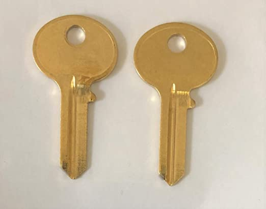 Key pre Cut to Code by keys22 Replacement New Keys for CH545 UWS Truck Tool Box Lock CH545 UWS Pair of 2