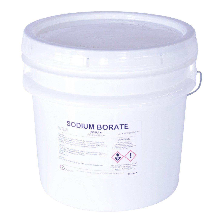 Borax - Sodium Borate (25)