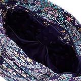 Vera Bradley Women's Cotton Deluxe Vera Tote Bag