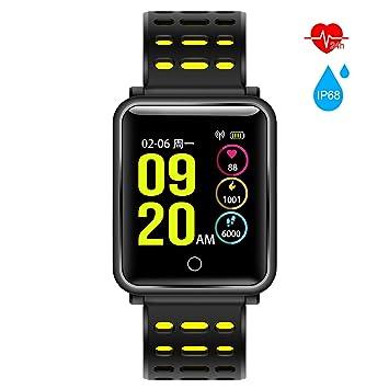 Fitness Tracker Blutdruck F10 Smart Armband Ip68 Wasserdichte Schwimmen Gps Schrittzähler Aktivität Tracker Herz Rate Frauen Männer Unterhaltungselektronik