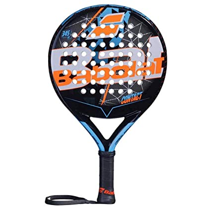 Amazon.com : Babolat Contact Beginner Padel Racket - 2019 : Sports & Outdoors