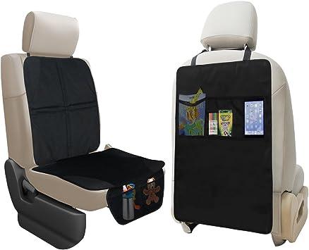 Car Seat Protection Pad Baby Kids Anti Dirty Kick Protection Mat Back Dirt S