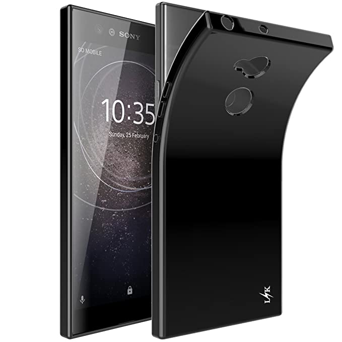 1 opinioni per Cover Sony Xperia XA2 Ultra Custodia, LK Case in Morbido Silicone di Gel