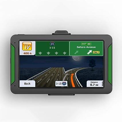 luckything - Navegador GPS para Coche, camión, automóvil ...