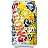 キリン 氷結ストロング ゆずレモン [ チューハイ 350ml×24本 ]