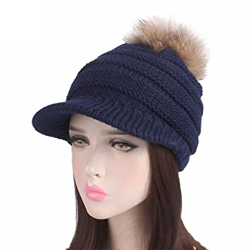 09569cb65 Amazon.com: Women Winter Hat,Sunfei Ladies Winter Knitting Hat ...