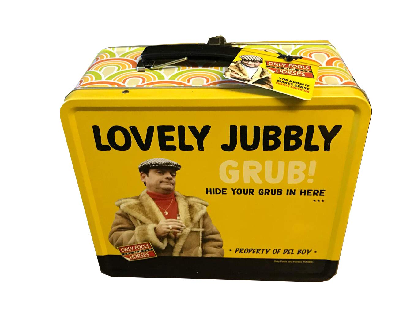 Trigger-Only Fools and Horses Novelty Plastic credit card