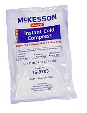 Amazon.com: Instant Pack frío medi-pak Propósito general 6 x ...